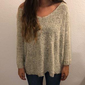 Comfy grey sweater